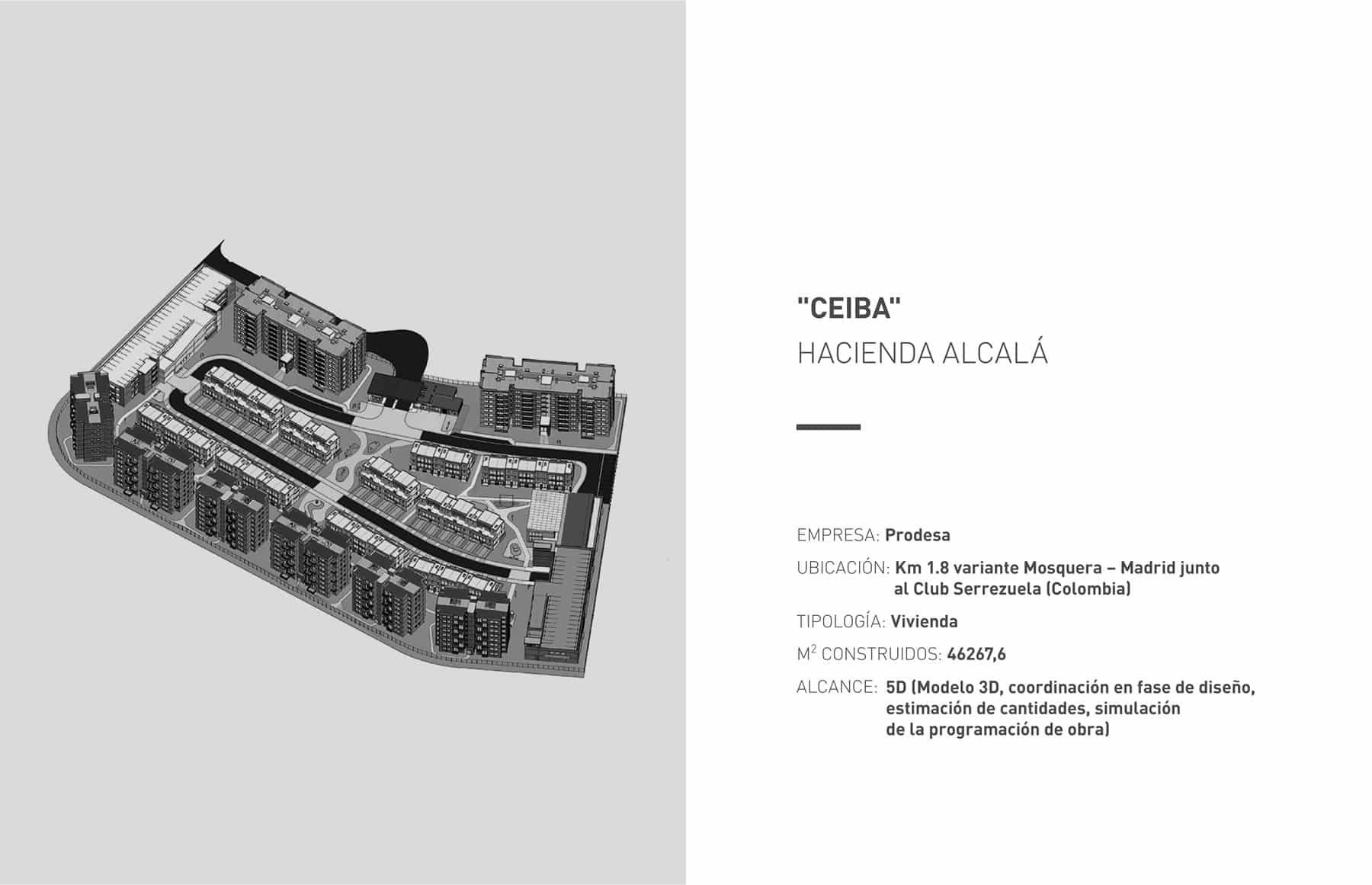 """""""CEIBA"""" HACIENDA ALCALÁ"""