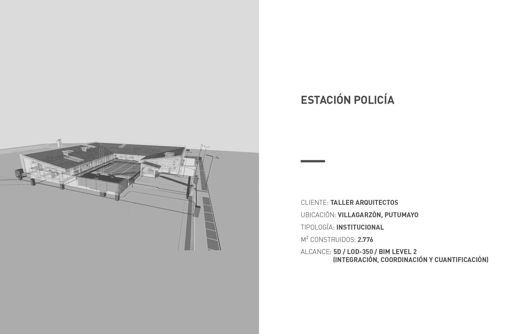 estación policía